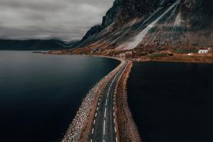 The Atlantic Road Norway 5k Wallpaper