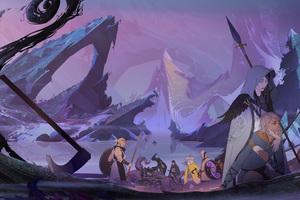 The Banner Saga 3 4k