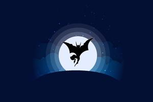 The Bat 5k Wallpaper