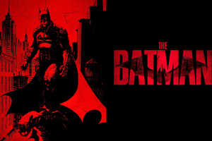 The Batman 2021 Artwork Wallpaper