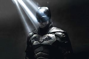 The Batman 2022 Movie 4k Wallpaper