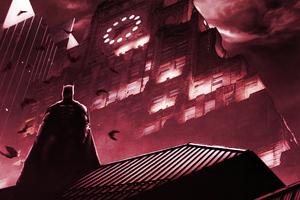 The Batman 2022 Movie Fanart