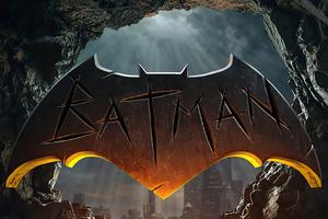 The Batman 5k Wallpaper