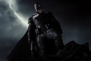 The Batman Day 4k Wallpaper