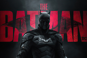 The Batman Dc Darkness 4k