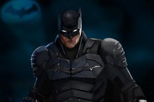 The Batman Fan Made 4k Wallpaper