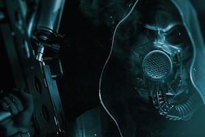 The Batman Firefly 4k