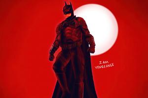 The Batman I Am Vengeance