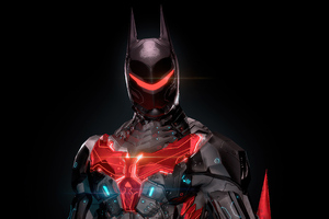 The Batman Mech 4k