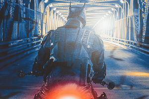 The Batman Movie Fan Poster 4k