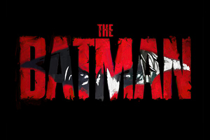 The Batman Movie Logo Dark 4k Wallpaper
