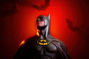 The Batman Returns 1992 5k Wallpaper