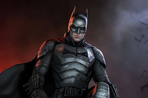 The Batman Robert 2021