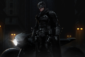 The Batman Robert Pattinson 5k Wallpaper