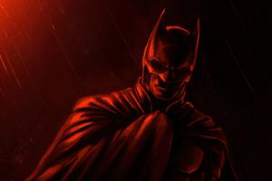 The Batman Samurai 8k