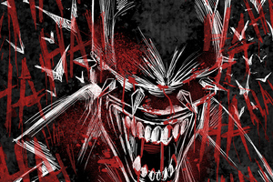 The Batman Who Laughs 5k Wallpaper