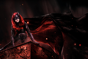The Batwoman 4k Wallpaper