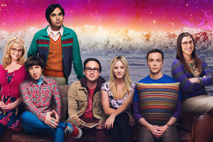The Big Bang Theory Season 11 Poster