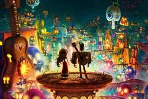 The Book Of Life Movie HD Wallpaper