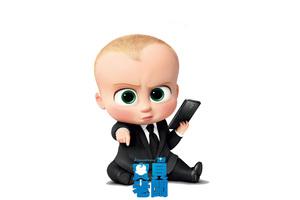 The Boss Baby Dreamworks 4k