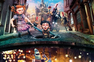 The Boxtrolls Movie Wallpaper