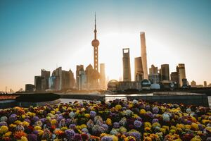 The Bund Waterfront Shanghai Wallpaper