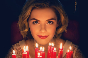 The Chilling Adventures Of Sabrina 2018 Poster