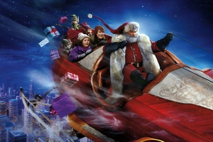 The Christmas Chronicles 5k Wallpaper