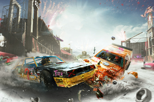 The Crew 2 Demolition Derby 4k