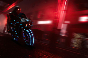 The Crew 2 Kawasaki Ninja H2