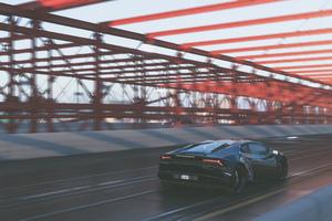 The Crew 2 Lamborghini Huracan 4k