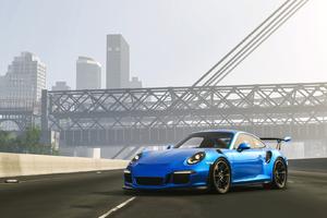 The Crew 2 Porsche 911 991 GT3 RS Car