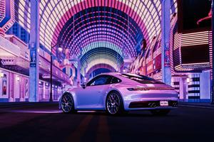 The Crew 2 Porsche Carrera
