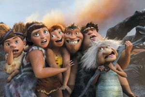 The Croods 2 Wallpaper