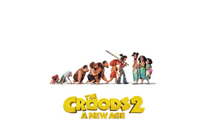 The Croods 2 A New Age 2020 Wallpaper
