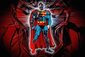 The Cyborg Superman 4k