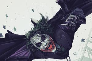 The Dangerous Joker Wallpaper