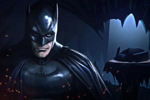 The Dark Knight Batman 4k