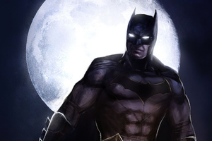 The Dark Knight Batman Art4k