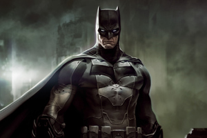 The Dark Knight Gotham Doom