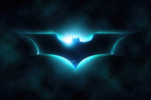 The Dark Knight Logo 4k