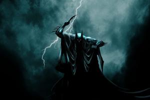 The Dark Knight New Art