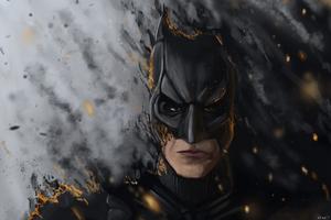 The Dark Knight New Artwork