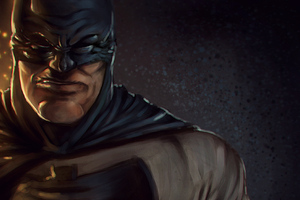 The Dark Knight Returns Art