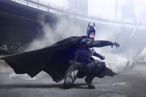 The Dark Knight Rises Art