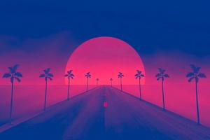 The Distant Sun 4k
