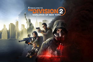 The Division 2 Warlords Of New York 2020 Wallpaper