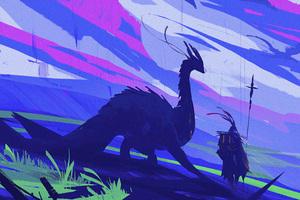 The Dragon Rider 5k