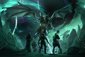 The Elder Scrolls Online Markarth DLC Wallpaper