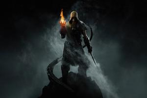 The Elder Scrolls V Skyrim 2020 4k Wallpaper